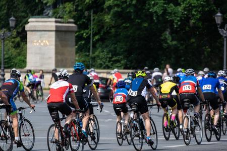 Bike Race in Berlin