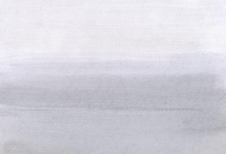 Met de hand geschilderd grijs zwart aquarel achtergrond. Watercolor wash.Watercolour textuur. Verloop. Grijze achtergrond. Zachte overgang. Zwarte Watercolour texture.Abstract achtergrond Stockfoto