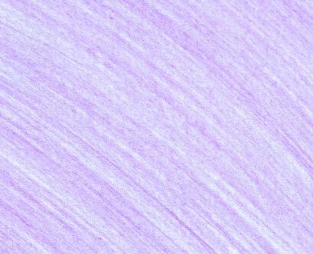 Crayon paarse Krabbel achtergrond. Lila pastel waskrijtjes vlek textuur. Verloop. Achtergrond met krassen en stippen. Ombre magenta achtergrond. Potloodpenseel. Hand geschilderd. Grunge krijt. Stockfoto