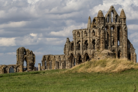Whitby Abbey landscape photogrphy in Yorkshire