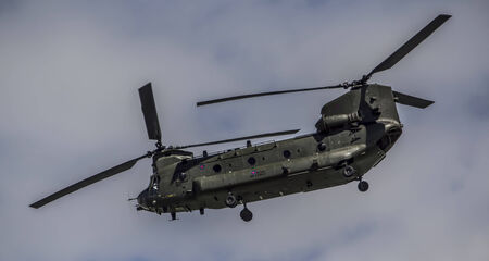 chinook: Chinook Helecopter a Eastborne Airshow 2014