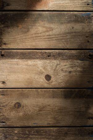 holzvert�felung: Vintage old wood horizontal wood paneling background