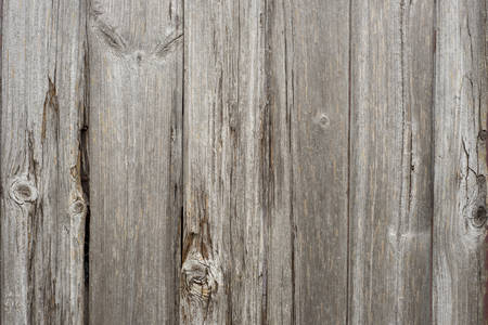 panelling: Close up of aged and weathered wooden panelling