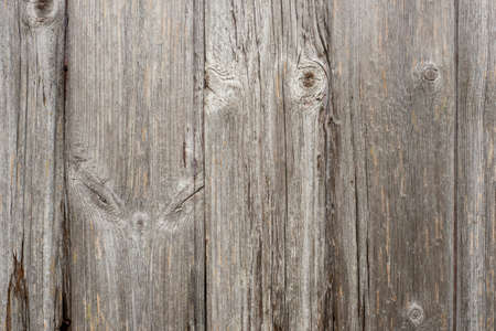 panelling: Close up of aged and weathered panelling