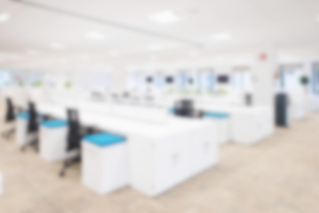 Brand new empty office. 免版税图像