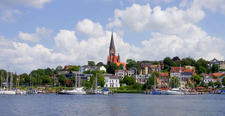 eligible: Flensburg Puerto vela
