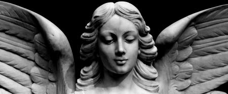 luto: Cementerio Estatua