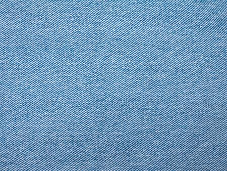 cotton  jeans: Light blue washed denim background Stock Photo