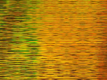 luminous: Golden striped luminous silver metallic abstract background