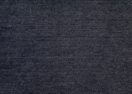 Deep black denim jeans fabric jeans background
