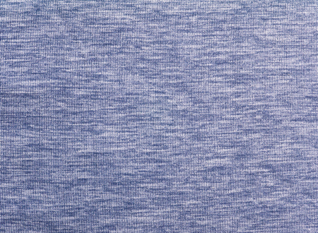 sportwear: Heather purple polyester sportwear knitted fabric texture Stock Photo