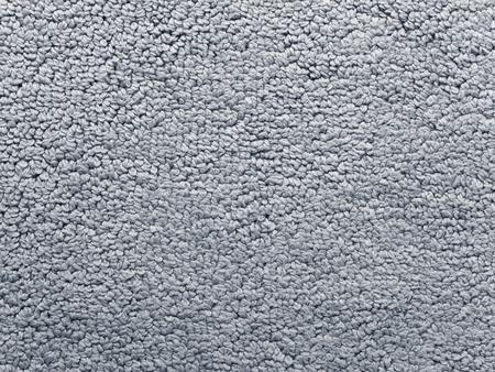 Bath rug gray cotton terry fabric texture. Terrycloth texture swatch. Reklamní fotografie