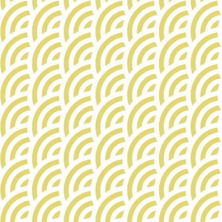 Chinese traditional golden ragon scale seamless pattern