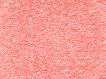 Heather coral t-shirt cotton knitted fabric texture swatch Reklamní fotografie