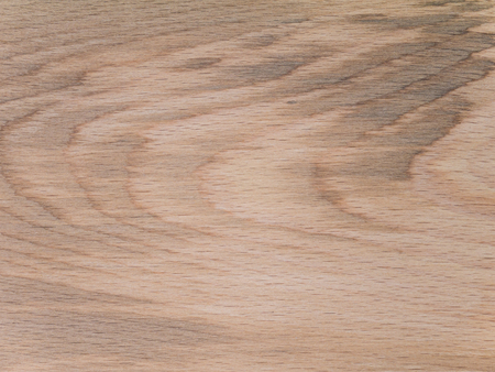 Wooden light brown plank with knots and veins horizontal background