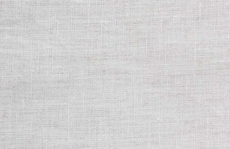 White rough linen boho shirt fabric texture swatch