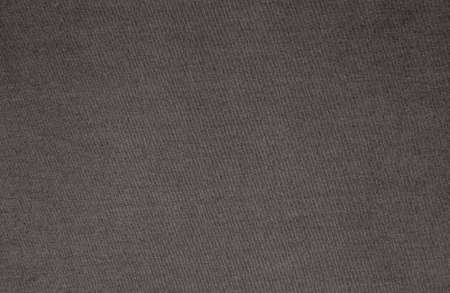 Brown casual wear cotton fabric texture swatch. Weaving pattern.