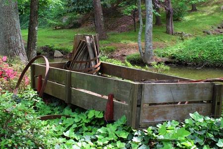 rick rack: Old Rack Wagon