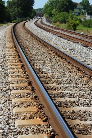 waggon: Railroad Tracks