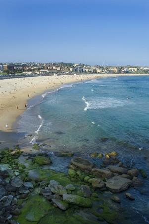 Sydney�s famous Bondi beach