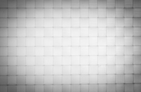 Grey and white vignetting background with square pattern