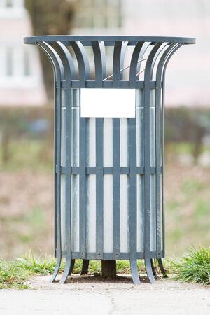 trashcan: Trashcan Stock Photo