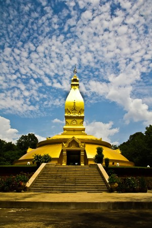 Thai pagoda. Stock Photo - 6904201