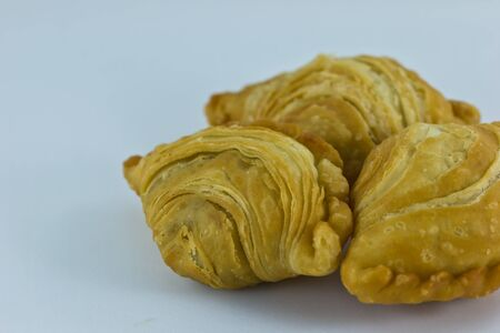 Curry puff. photo