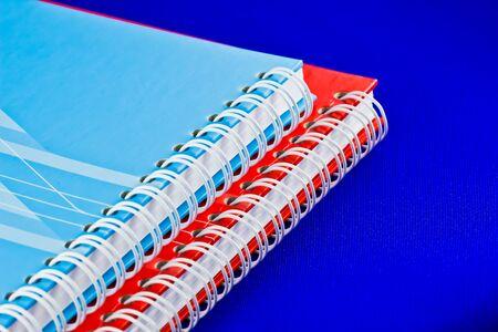 Note book reccord Stock Photo - 8667959