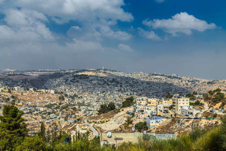 Jerusalem landscape