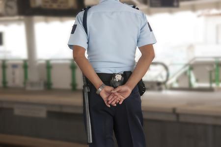 uniformes: Guardia de seguridad