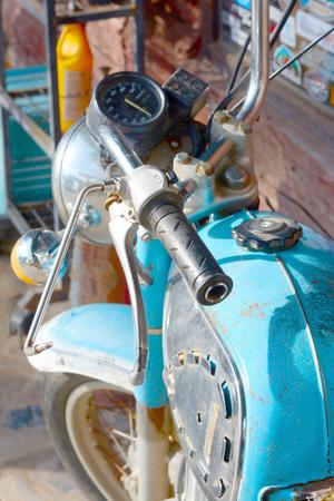 Handle motorcycles