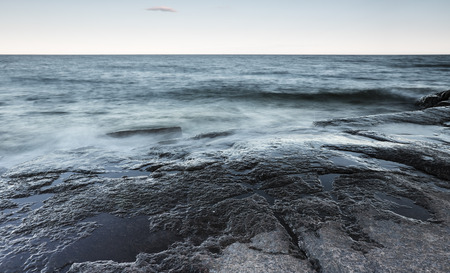 rugged: Rugged seaside