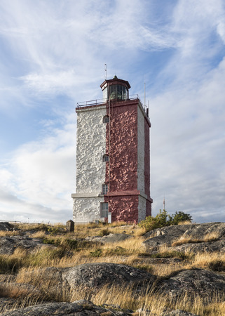 ut: Lighthouse on the island of Ut