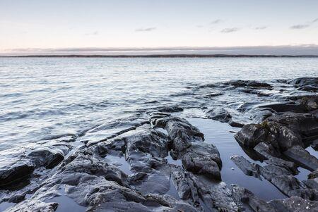rocky: Rocky lakefront