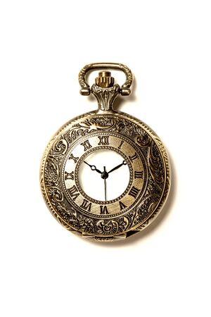 An antique pocket watch