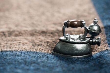 A miniature iron