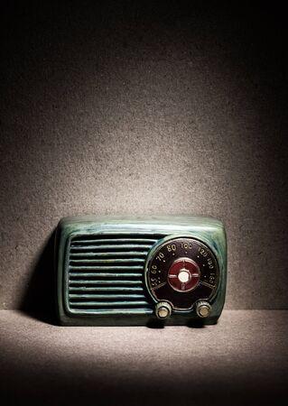 A miniature radio