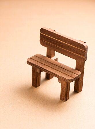 A miniature chair