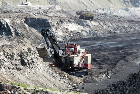 coal mining operations in Wyoming