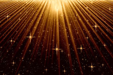 Noël lumière de fond