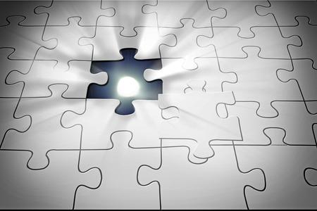 Puzzle light