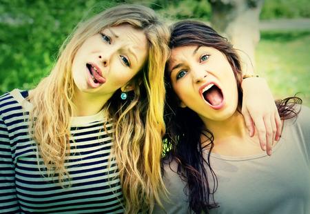 Wild and crazy girls