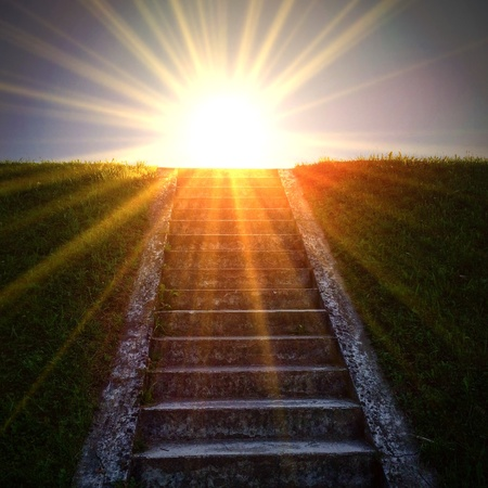 hope: Stairway to the light
