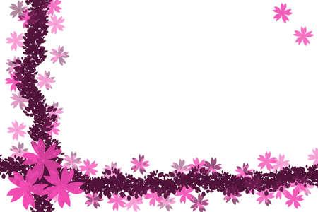 Sakura's Message Card