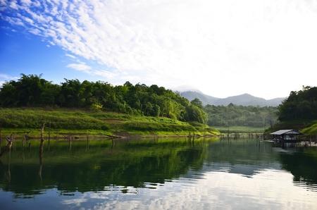 pi: Pom pi national park in thailand Stock Photo