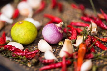square root: Garlic and Shallots