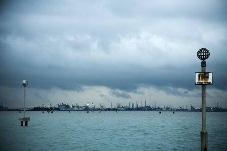 dreary: Seascape