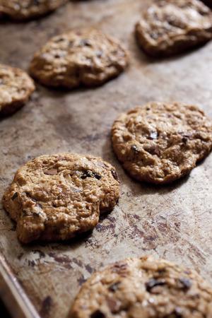 Freshly Baked Cookies Zdjęcie Seryjne