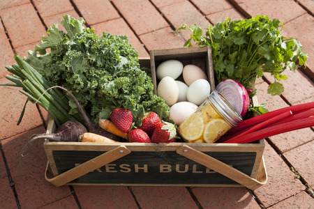 bounty: Mercado del granjero Bounty